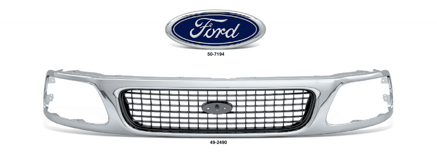Replacement Grilles