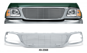 All Chrome 12 Bar Grille