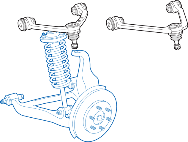 Upper A-Arm Assembly