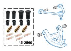 Polyurethane Front Control Arm Bushing Sets