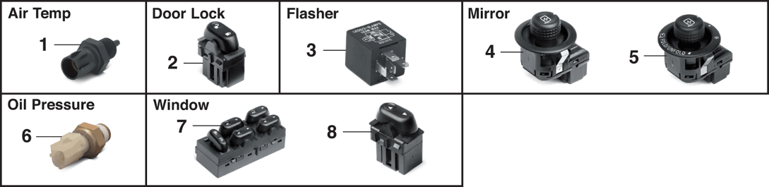Switches and Sensors