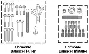 Harmonic Balancer Puller / Installer