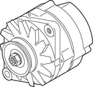 Lmc Truck Generators And Alternators