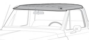 Inner Roof Panel