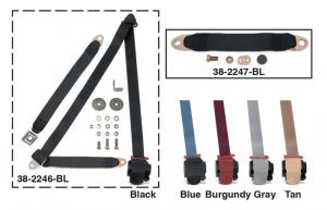 #E013-84 Seatbelt Extension for 1984 Chevrolet C20 Pickup Seat Belt Extender