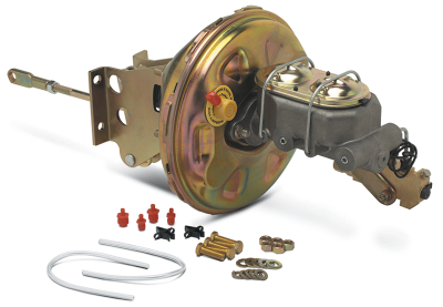 Disc Brake Master and Booster