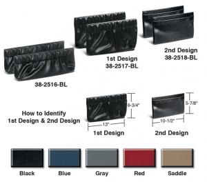 1973-91 Replacement Front Door Pocket Kits