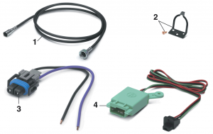 1973-89 Speedometer Cables and Speed Sensor