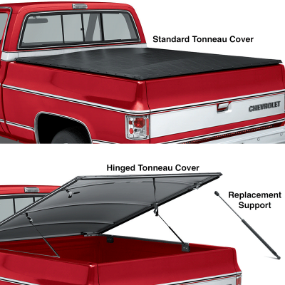 1973-91 Tonneau Covers Save Gas and Protect Your Cargo