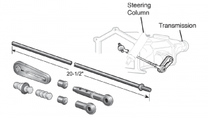 1973-86 Transmission Shift Linkage Kit