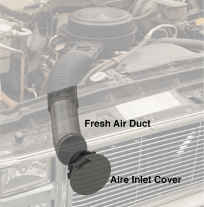 1973-89 Air Cleaner Components
