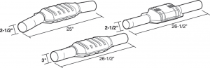1975-89 Replacement Catalytic Converters