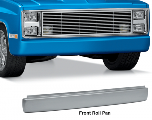 1981-91 Front Roll Pan