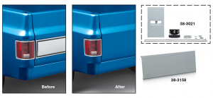 1973-91 Tailgate Covers