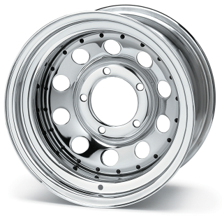 Chrome Modular Wheels