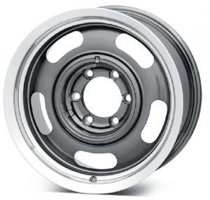 Vision Silver 55 Rally Wheel