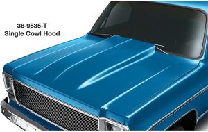1973-80 Single Cowl Hood