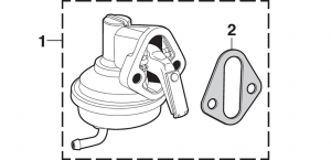 Fuel Pump - 6 Cylinder