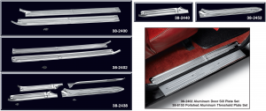Door Sill Plate Sets