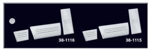 Billet Aluminum Pedal Kits