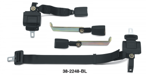 Rear Lap Seat Belts