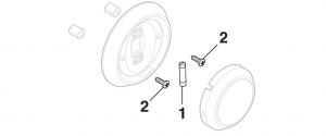 Dome Light Components