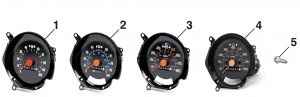 Speedometer Gauges