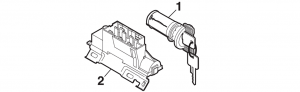 Ignition Lock and Switches