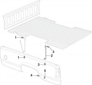 Fleetside Bedside Attachment