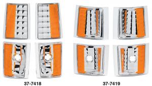 Custom Sidemarker Sets for Chevy