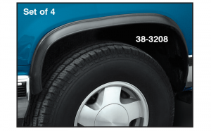 Flexy-Flares™ … To Cover Those Wide Tires