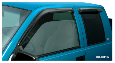 Side Window Deflectors ... Keep Your Window Open and the Rain Out