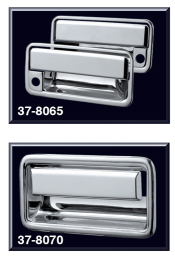 Stainless Steel Door and Tailgate Handle Covers