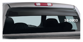 Rear Cab Cover Shades Your Truck