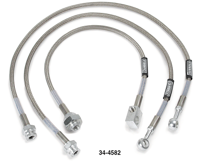 Stainless Steel Brake Hose Sets