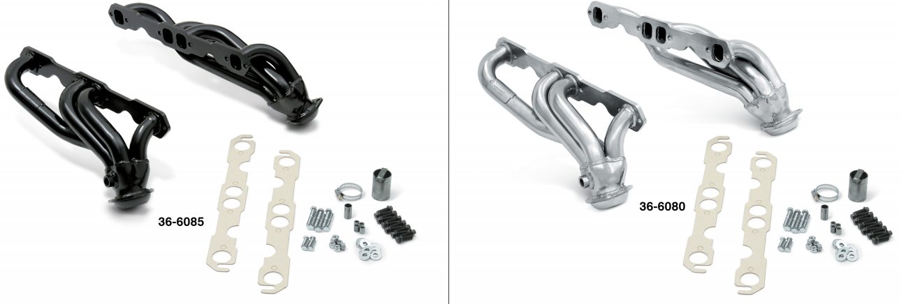 Shorty Headers … Bolt-On Power and Performance