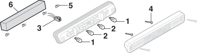 Cargo Light Components