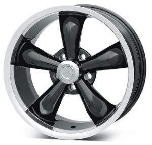 Vision Gloss Black 142 Legend 5 Wheel