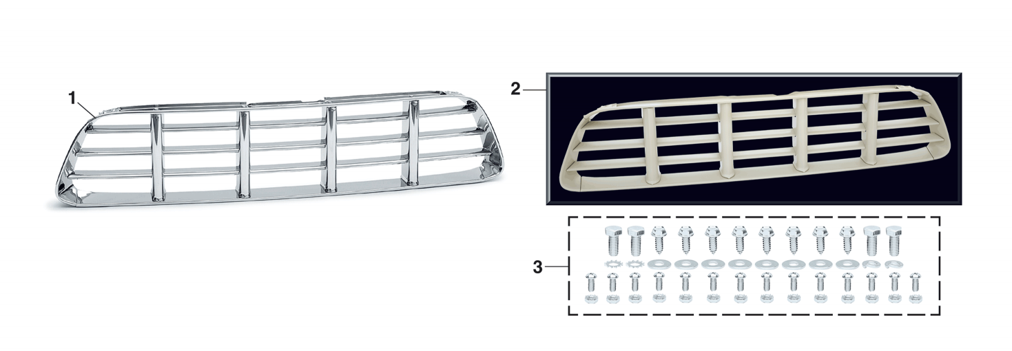 Grille Assembly