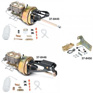 Brake Booster Kit … Upgrade to More Stopping Power