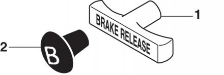Parking Brake Knob