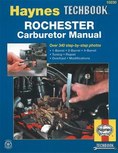 Haynes Rochester Carburetor Manual