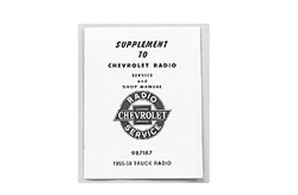 Radio Service Manual