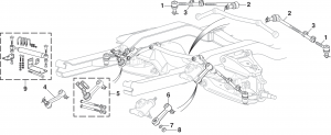 Steering Controls - 2WD