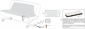 Bench Seat Components