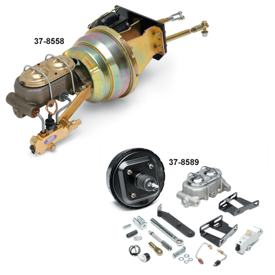 Disc Brake Master and Booster Kits