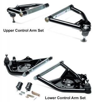 Tubular Front Control Arms