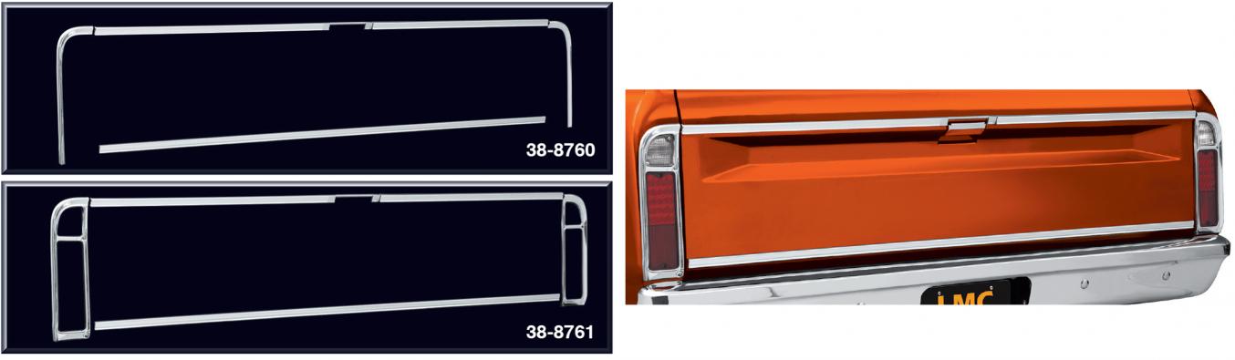 Tailgate Molding Kit
