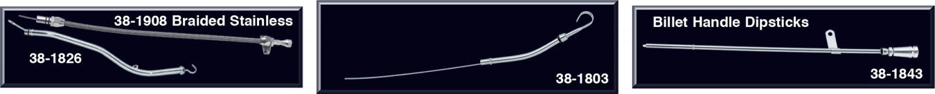 Transmission and Engine Dipsticks