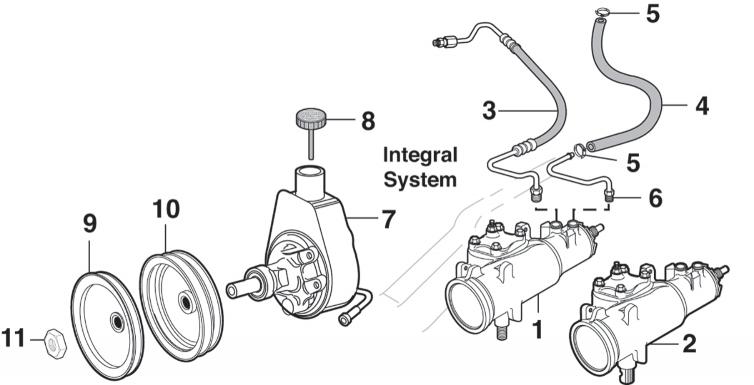 Power Steering ComponentsLMC Truck